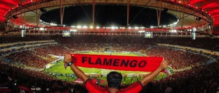 Torcida do Flamengo Mengão