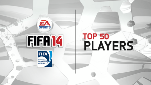 TOP 50 players FIFA 14 - By EA SPORTS